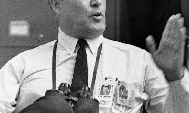 Вернер фон Браун – Ракетостроителят