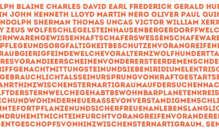 Най-дългото име на човек