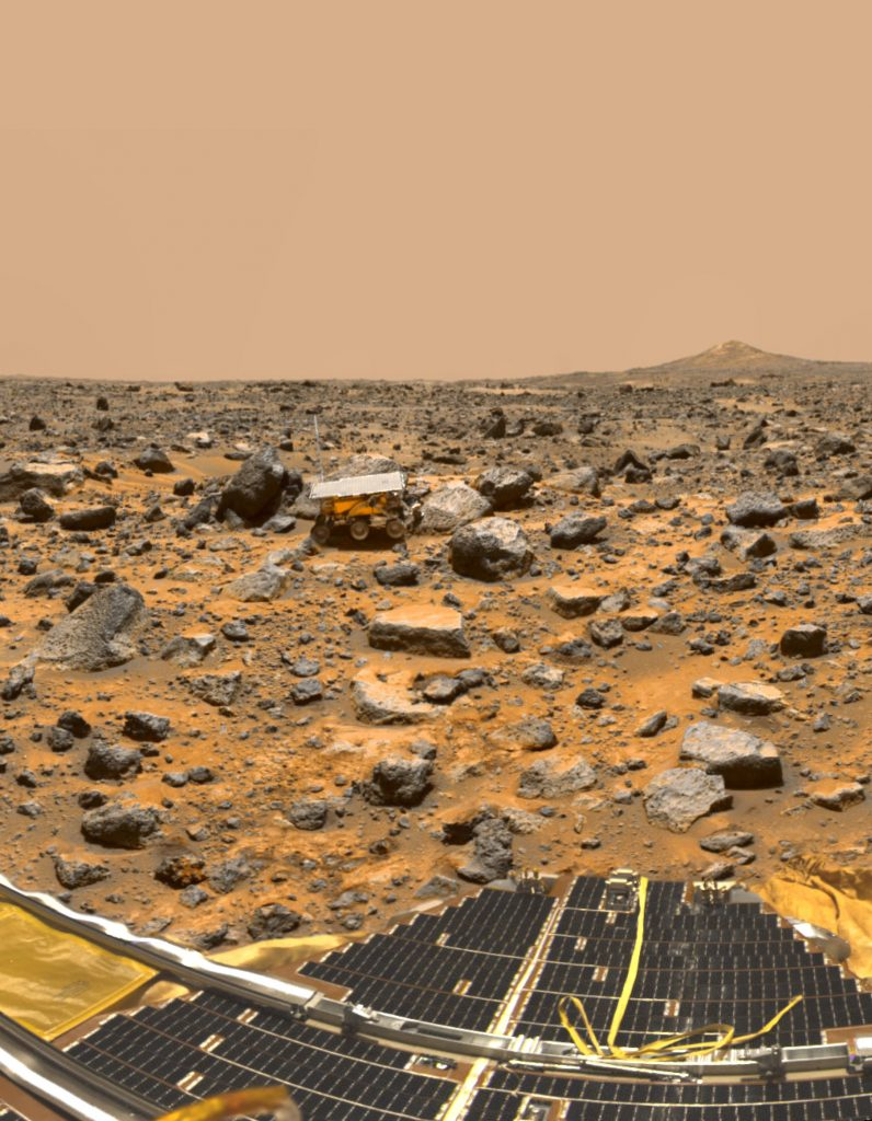 Марс Патфайндър
