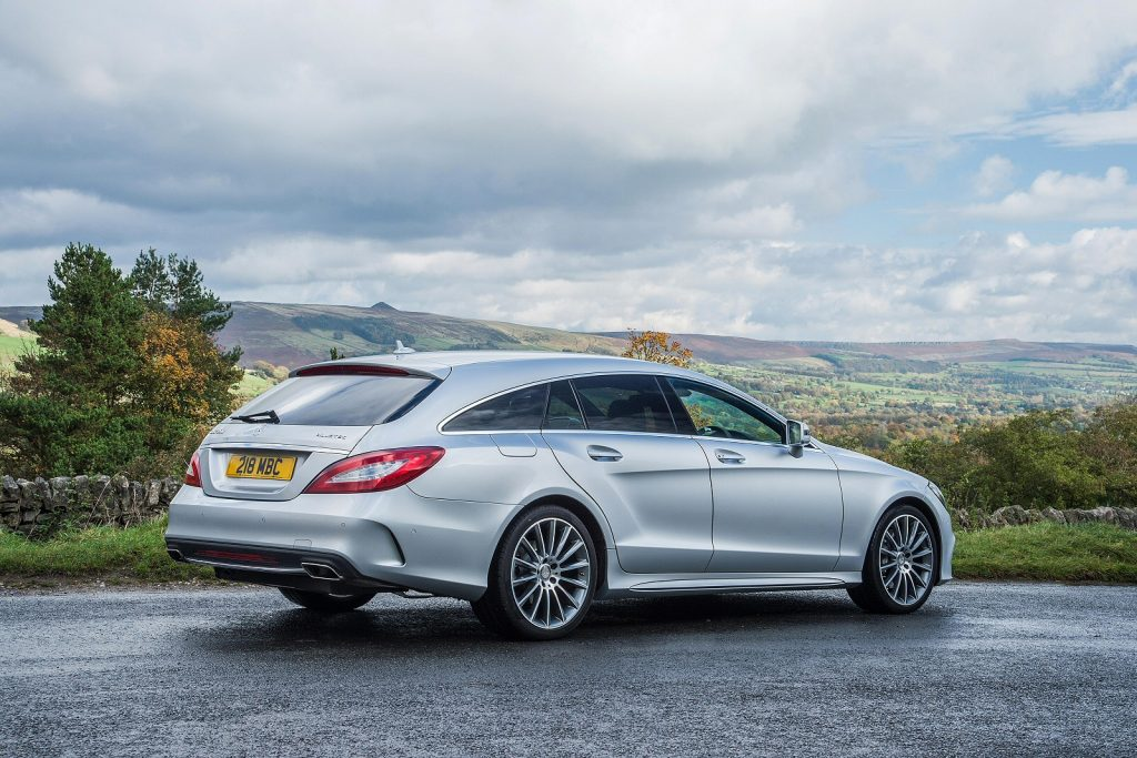 Mercedes-AMG CLS 63 S Shooting Brake
