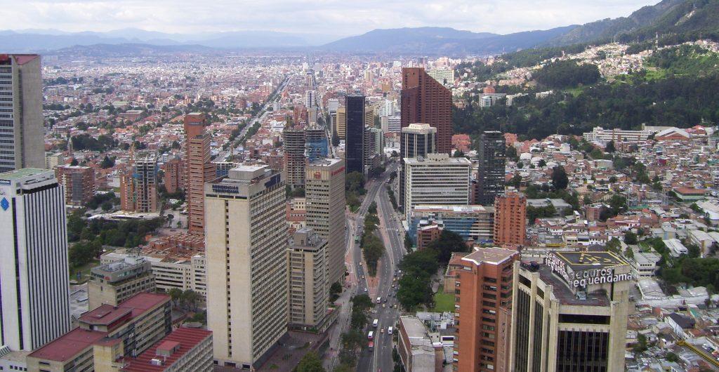 Богота Колумбия