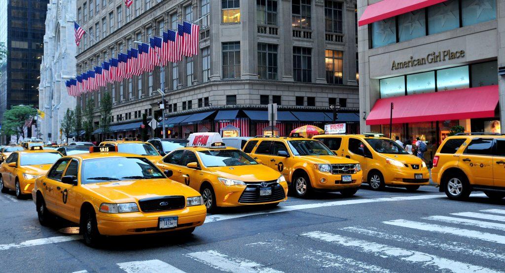 Ню Йорк Трафик