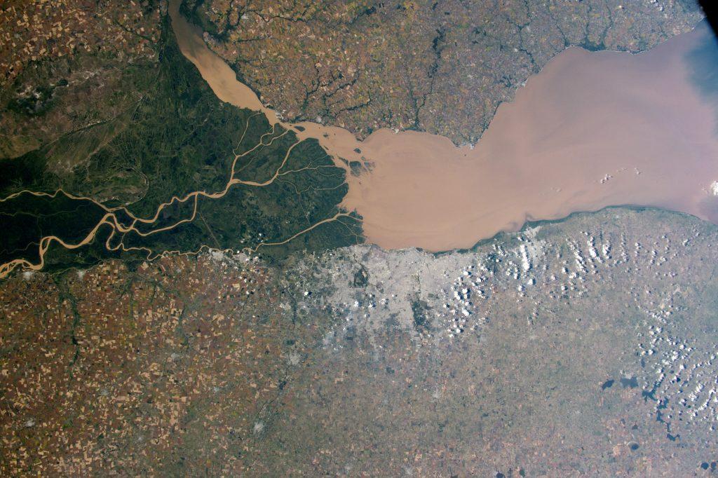 Река Перана, Буенос Айрес, Аржентина