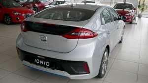 Hyundai Ioniq задница