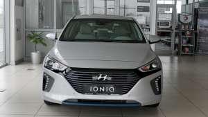 Hyundai Ioniq предница