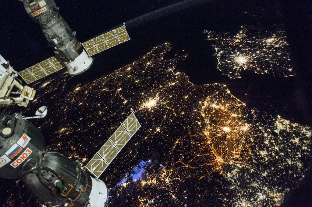 Нощна Франция