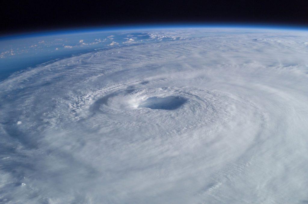 Ураганът Изабел