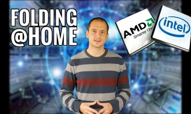 Какво е Folding@Home